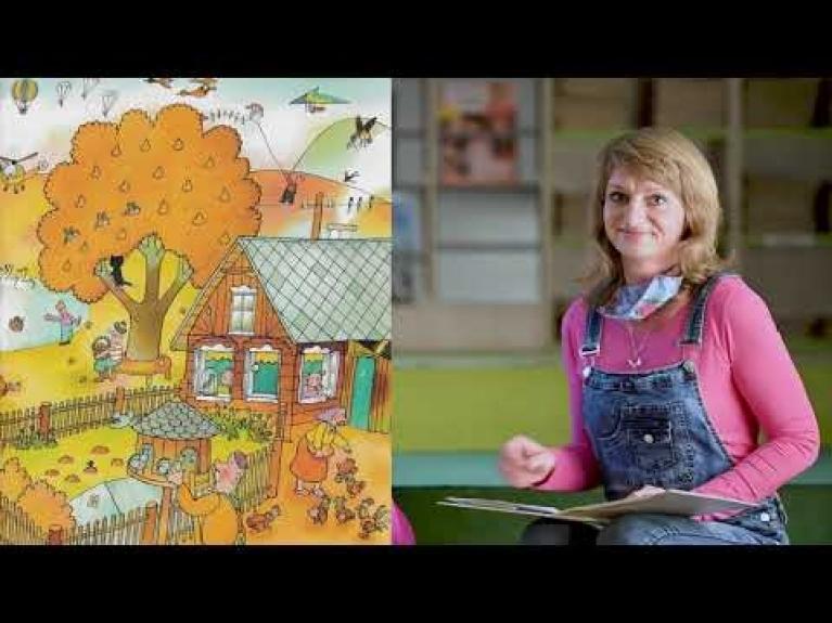 Embedded thumbnail for Videočtení: Pohádky pro všechny s duší dítěte 1