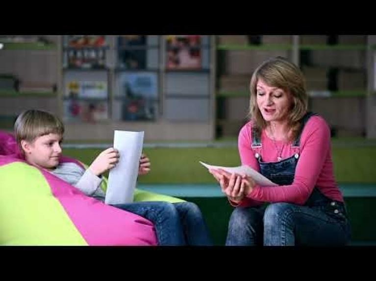 Embedded thumbnail for Videočtení: Pohádky pro všechny s duší dítěte 4