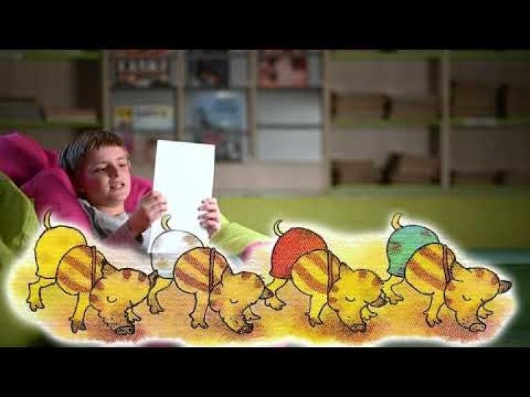 Embedded thumbnail for Videočtení: Pohádky pro všechny s duší dítěte 2