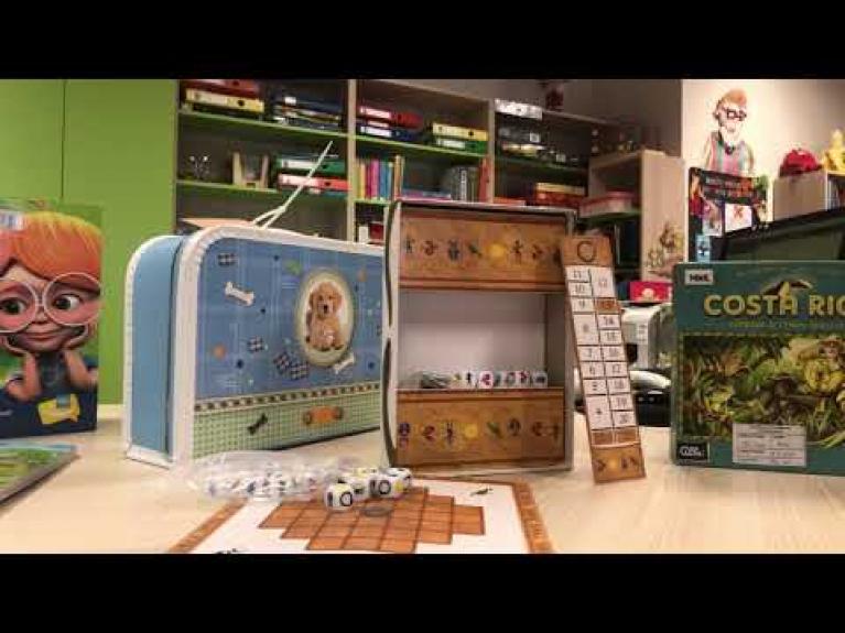 Embedded thumbnail for Virtuální prohlídka oddělení pro děti