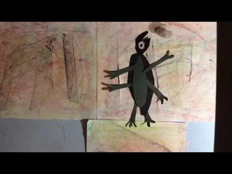 Embedded thumbnail for Videočtení: Poklad starého brouka